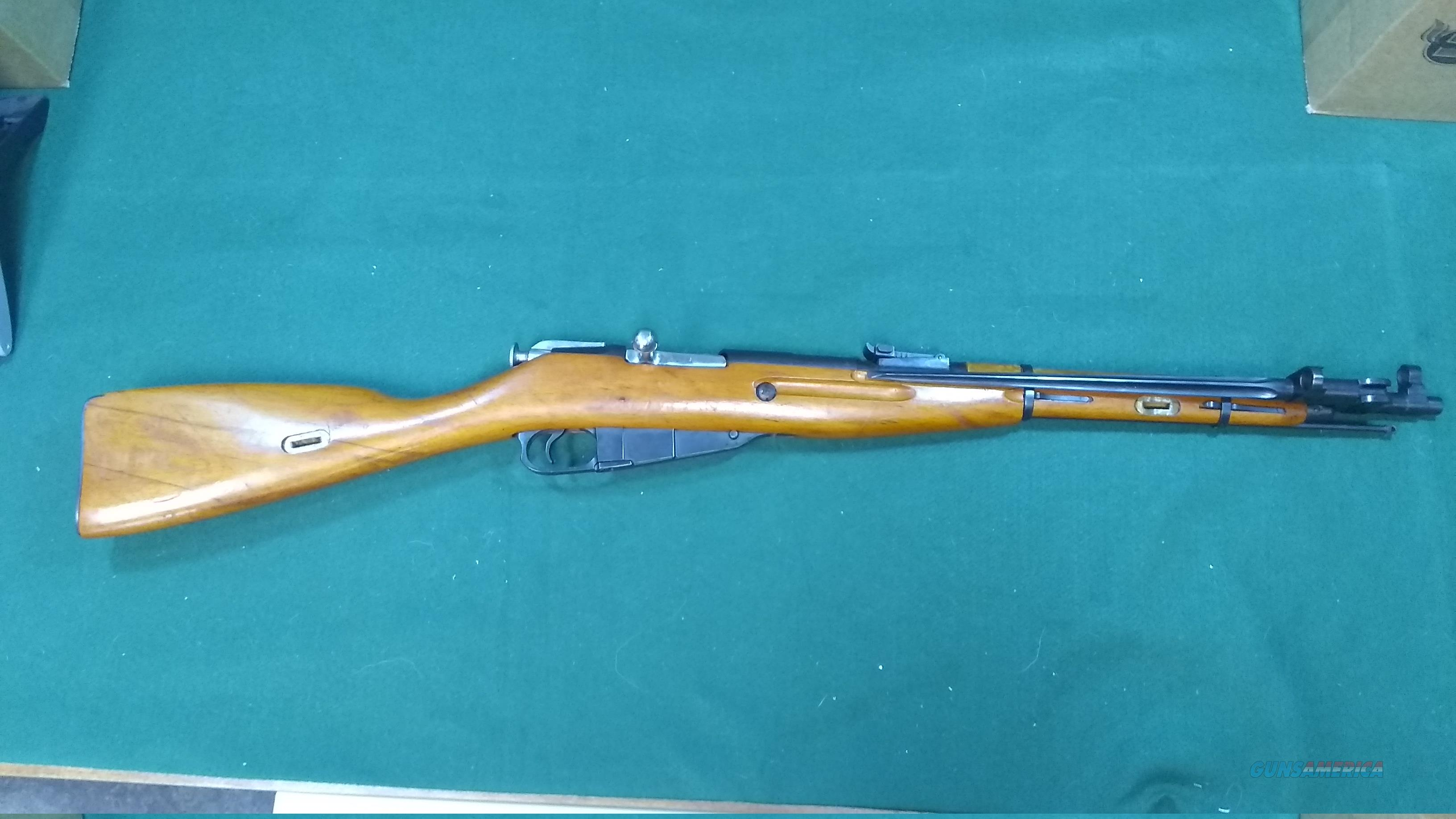 "Izhevsk Russian M44 7.62X54R - 20"" barrel - matching numbers  Guns > Rifles > Mosin-Nagant Rifles/Carbines"