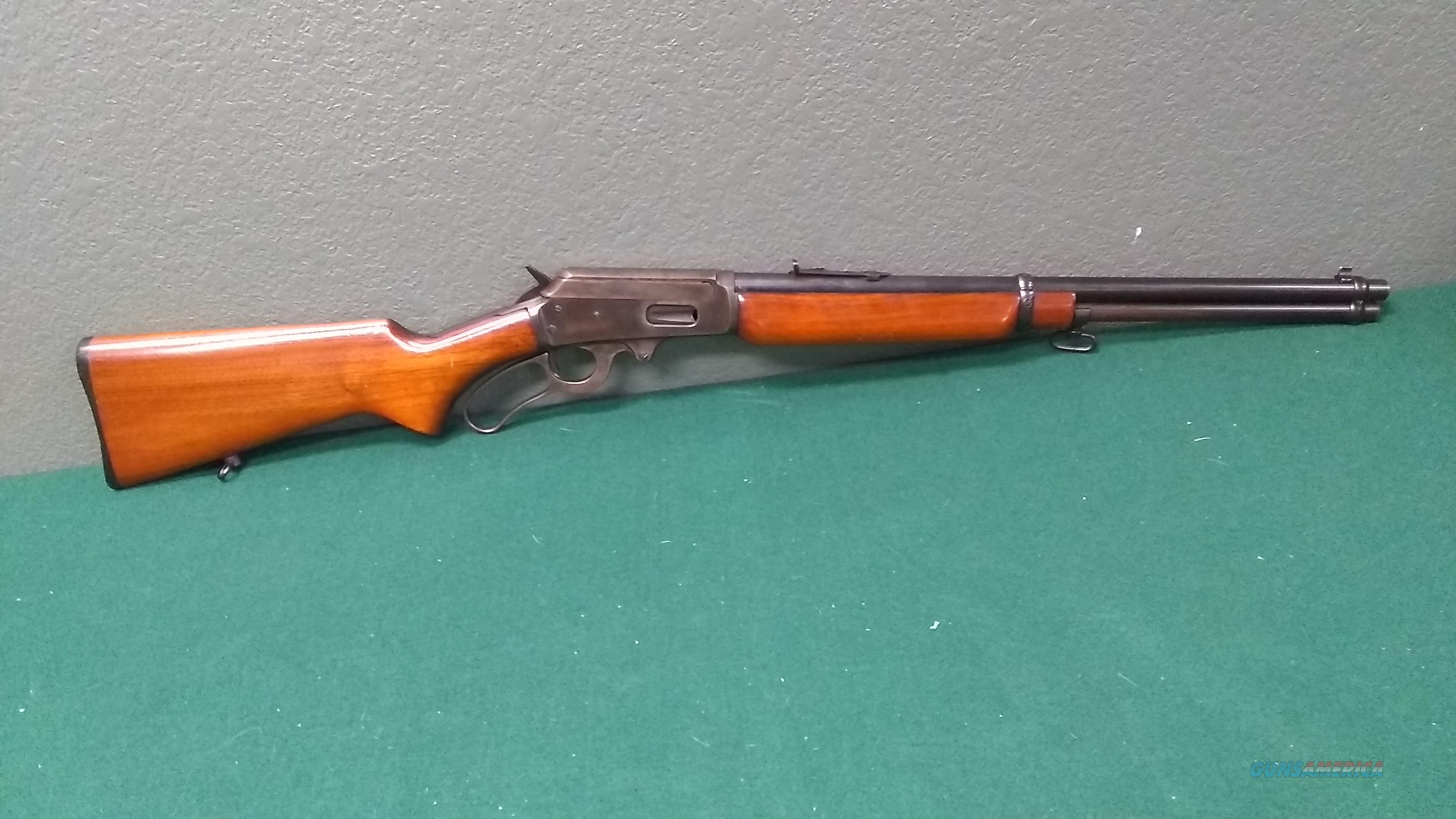 "Marlin Model 1936 - Chambered in 32Win Special - 20"" Barrel  Guns > Rifles > Marlin Rifles > Modern > Lever Action"