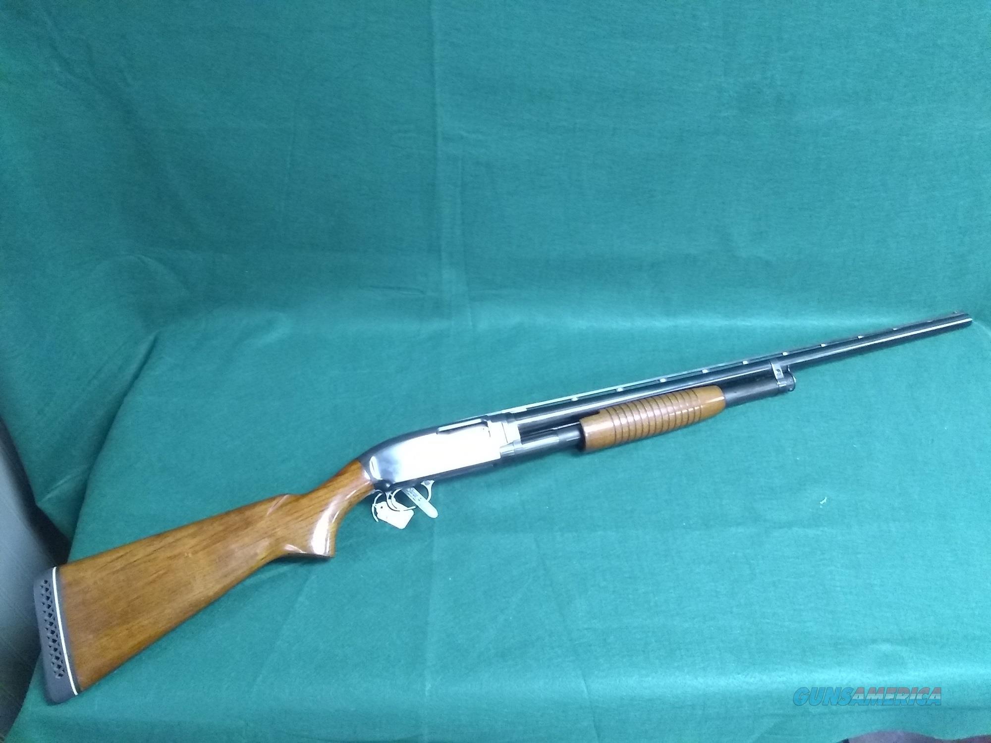 "Winchester Model 12 12GA - 30"" Fixed Full Choke VR barrel   Guns > Shotguns > Winchester Shotguns - Modern > Pump Action > Trap/Skeet"