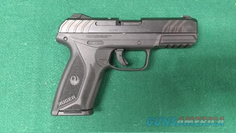 Ruger Security 9 - 9mm - Comes with 4 magazines.  Guns > Pistols > Ruger Semi-Auto Pistols > Security 9