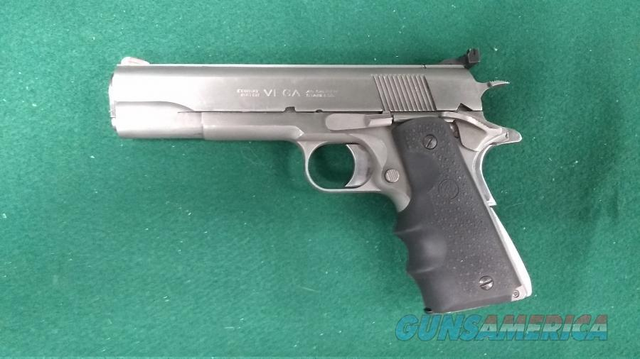 "Vega 1911 45ACP - 5"" Barrel - Stainless Finish  Guns > Pistols > V Misc Pistols"
