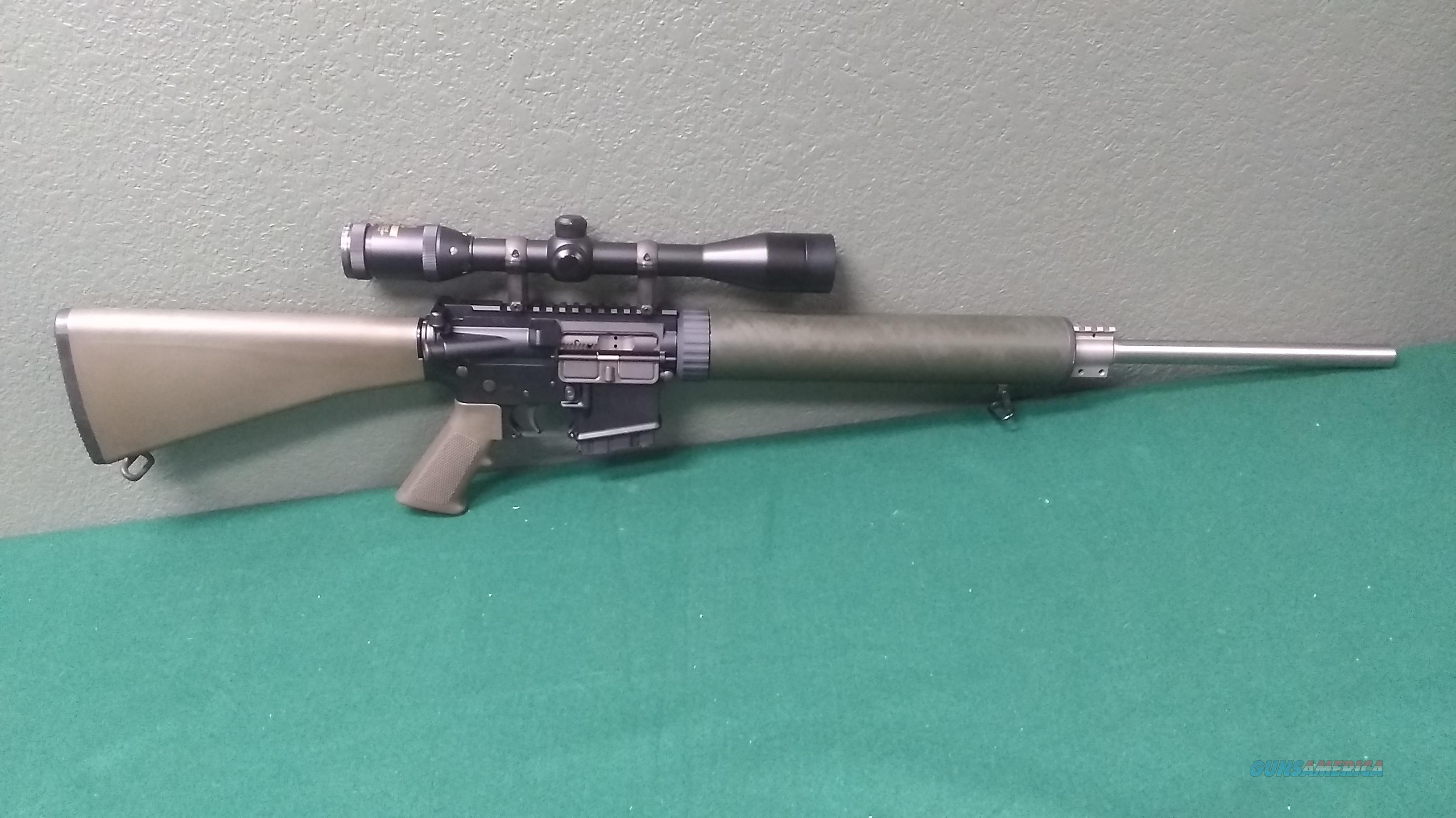 "Armalite M15A4 - 5.56mm - 1:8"" Twist - 4-14X40mm Scope  Guns > Rifles > Armalite Rifles > Complete Rifles"