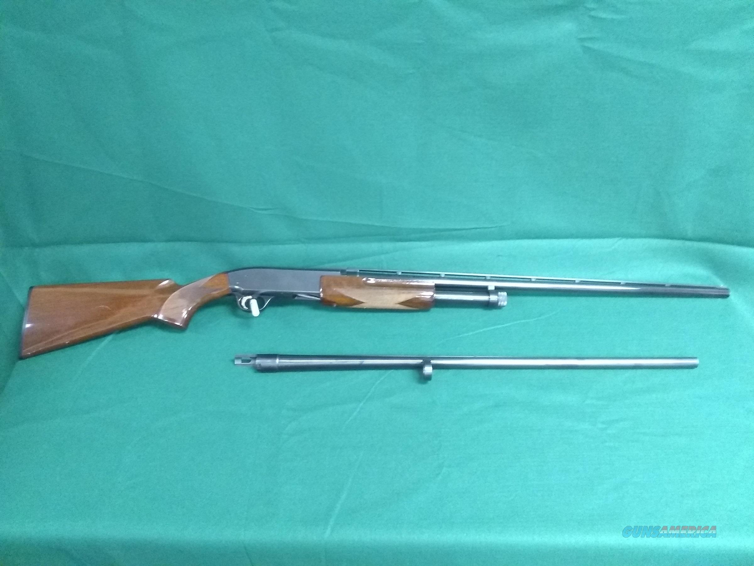 Browning BPS 20GA - Two Barrel Set  Guns > Shotguns > Browning Shotguns > Pump Action > Hunting