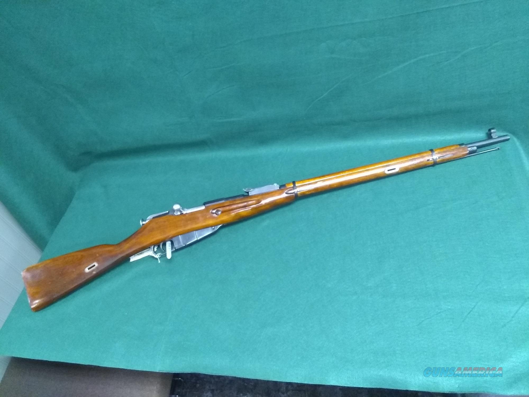 1931r Mosin Nagant 9130 7.62X54R - Izhevsk Plant - Hex Receiver   Guns > Rifles > Mosin-Nagant Rifles/Carbines