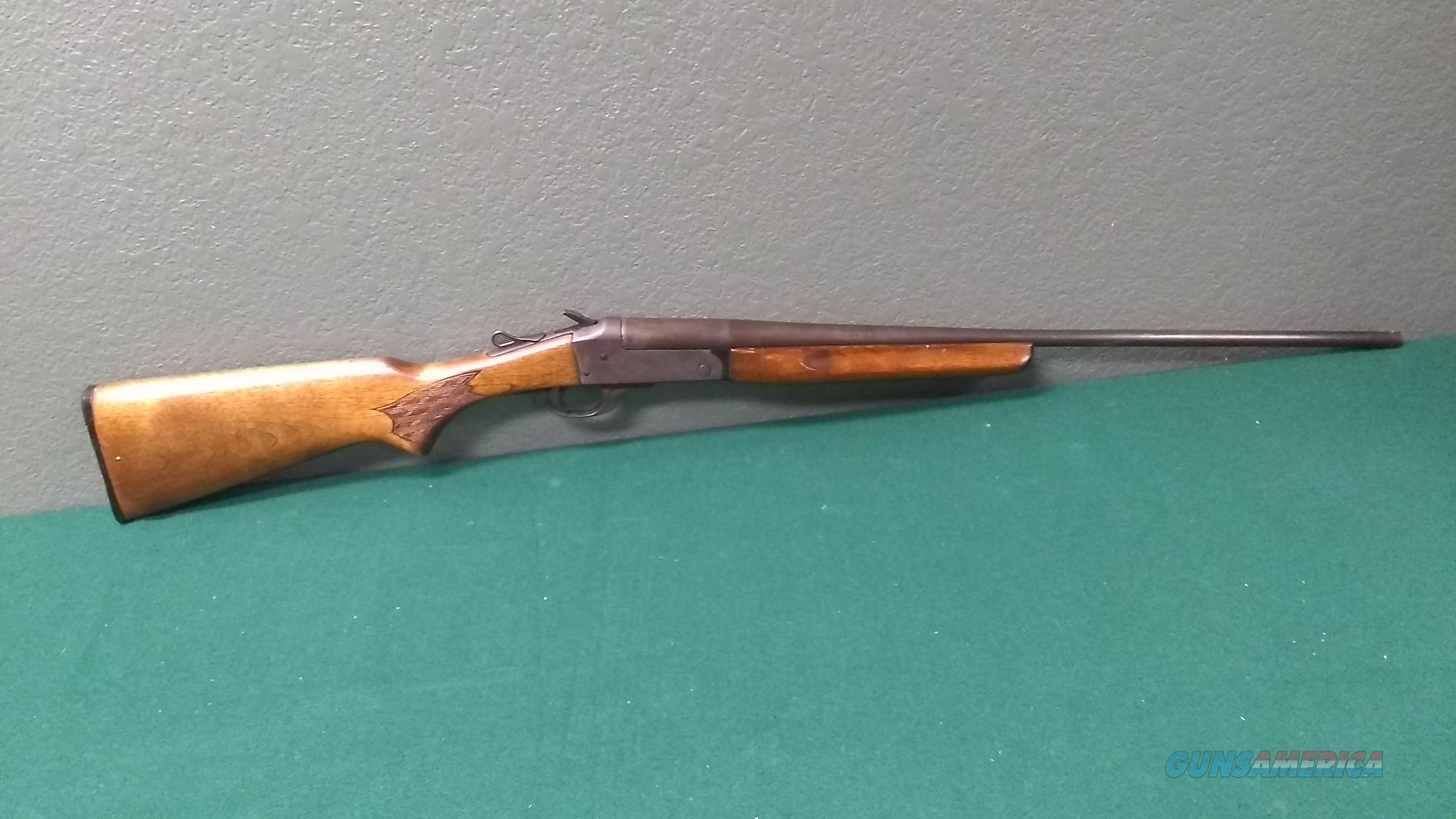 "Savage/Stevens 94 - .410 - Single Shot Shotgun - 3"" Chamber - Full Choke   Guns > Shotguns > Stevens Shotguns"
