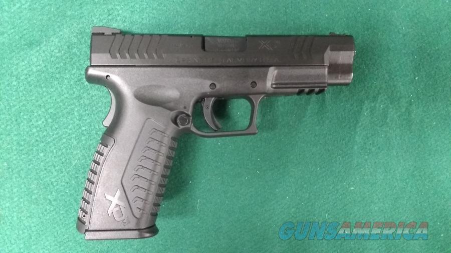 "Springfield XDM 10mm - 4.5"" Barrel - Unfired  Guns > Pistols > Springfield Armory Pistols > XD-M"