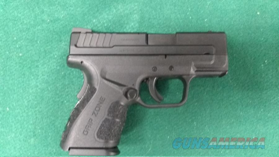 Springfield XD9 Sub Compact 9mm - Four Magazines  Guns > Pistols > Springfield Armory Pistols > XD (eXtreme Duty)