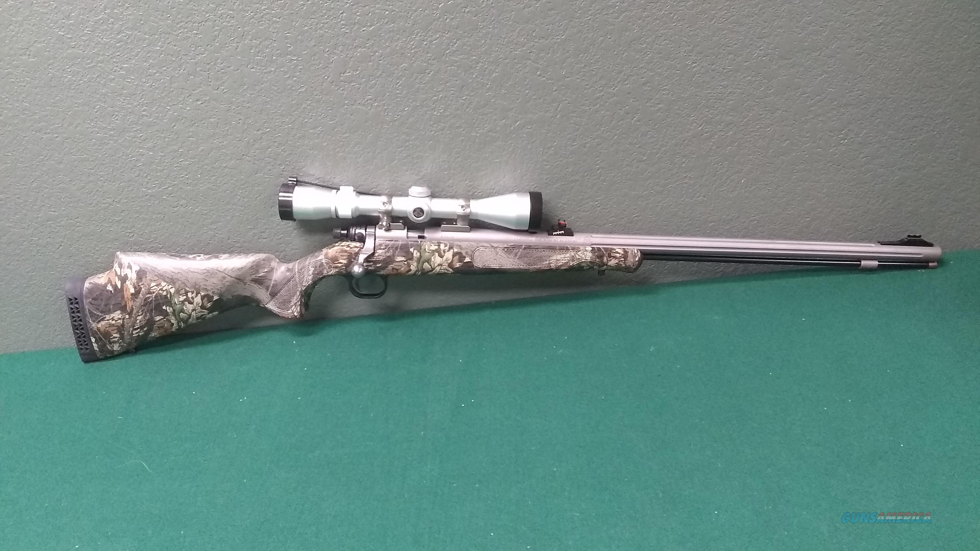 "Knight Disc .45 Cal Muzzleloader - 26"" Barrel - Nikon Scope  Non-Guns > Black Powder Muzzleloading"