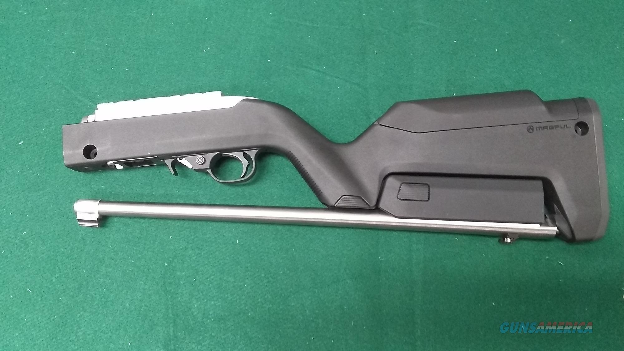 Ruger 10-22 Backpacker .22LR  Guns > Rifles > Ruger Rifles > 10-22