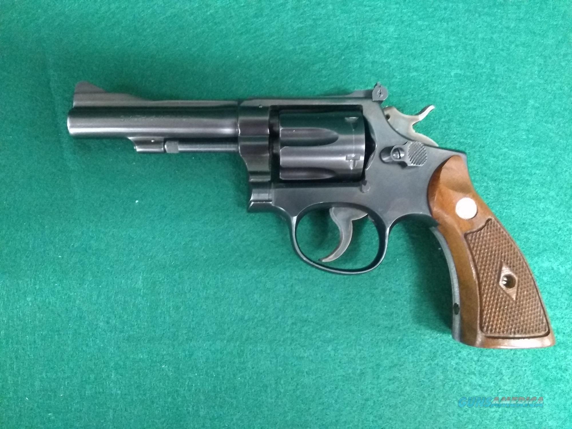 "S&W Smith & Wesson K38 - 38Spl - 4"" Barrel  Guns > Pistols > Smith & Wesson Revolvers > Med. Frame ( K/L )"