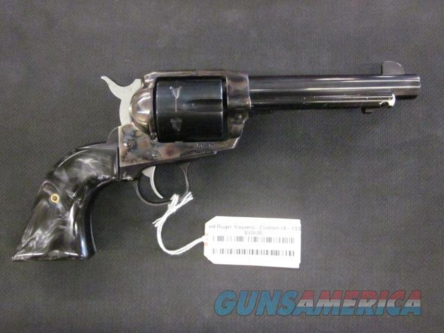 Ruger Vaquero 45LC (pre-2005)  Guns > Pistols > Ruger Single Action Revolvers > Cowboy Action