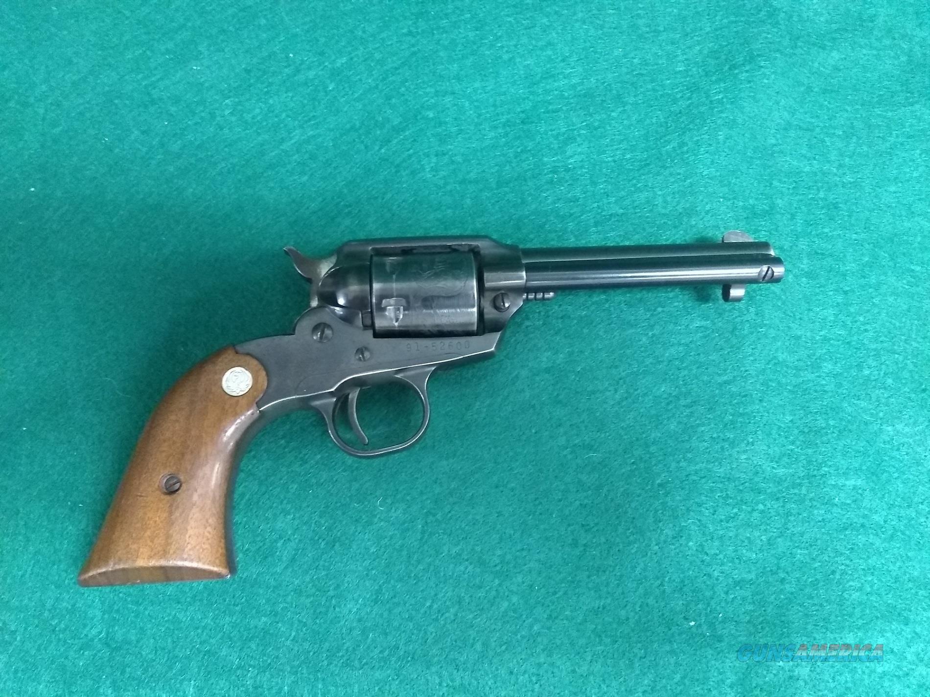 """Ruger Bearcat 22LR Single Action Revolver - 4"""" Barrel  Guns > Pistols > Ruger Single Action Revolvers > Bearcat"""