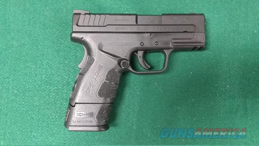 Springfield XD-45 Mod2 .45ACP  Guns > Pistols > Springfield Armory Pistols > XD-Mod.2