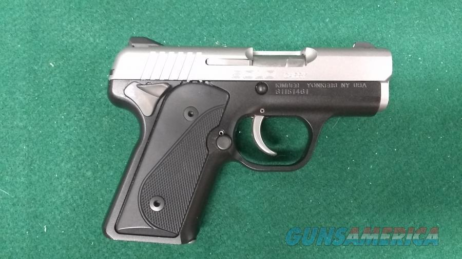 Kimber Solo 9mm - Comes with 4 magazines.  Guns > Pistols > Kimber of America Pistols > Micro 9