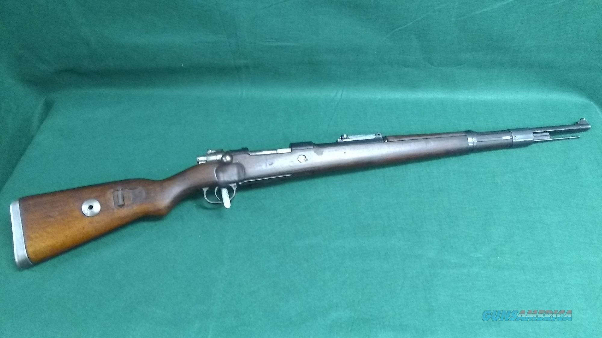 """Danzig 1917/1920 Factory conversion mauser. - 24"""" Barrel – 8mm  Guns > Rifles > D Misc Rifles"""