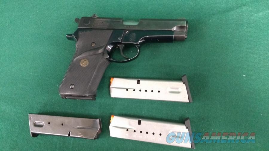 Smith & Wesson 59 - 9mm - Three Magazines  Guns > Pistols > Smith & Wesson Pistols - Autos > Alloy Frame