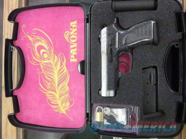 Tangfolio Pavona 380ACP (comes with two 14rd. mags)  Guns > Pistols > EAA Pistols > Other