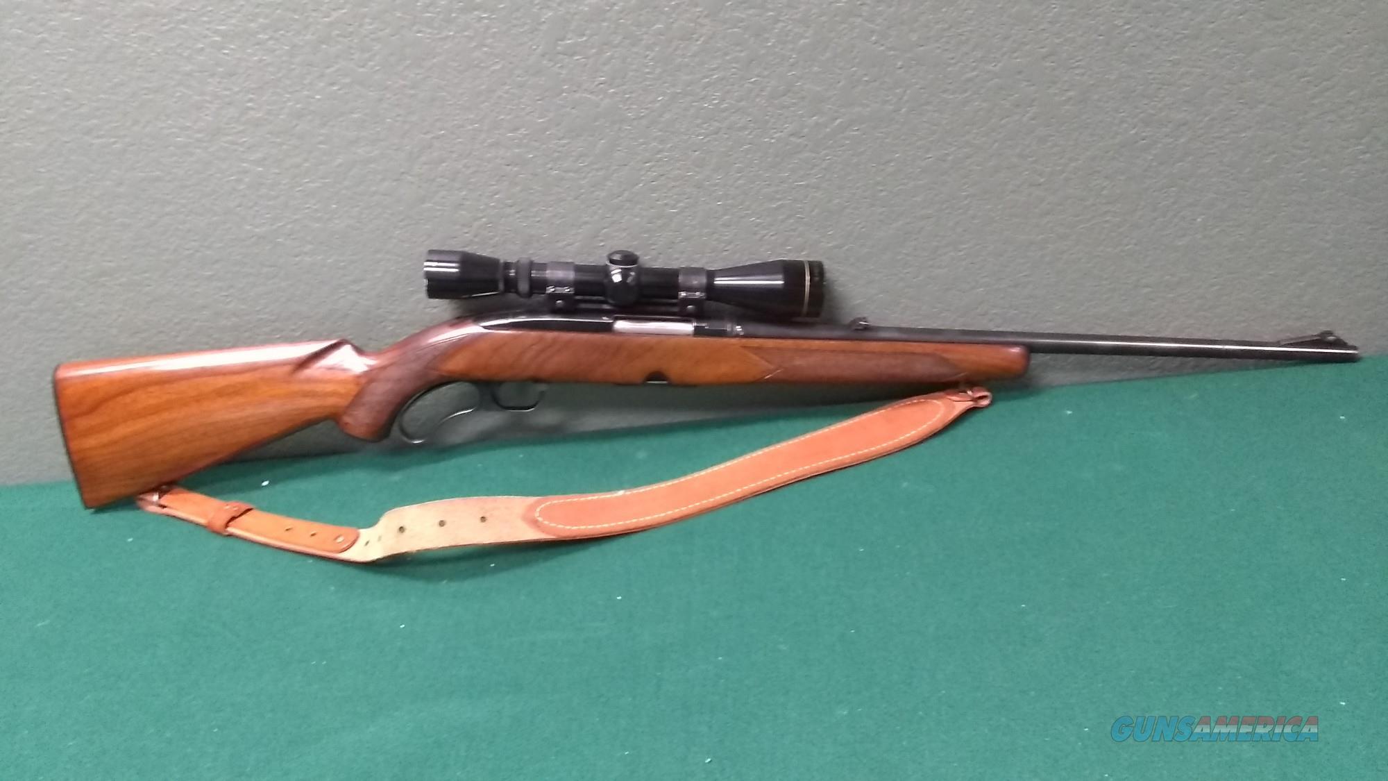 """1956 Winchester 88 - .243 Win - 22"""" Barrel - Leupold VX IIC 3-9  Guns > Rifles > Winchester Rifles - Modern Lever > Other Lever > Pre-64"""