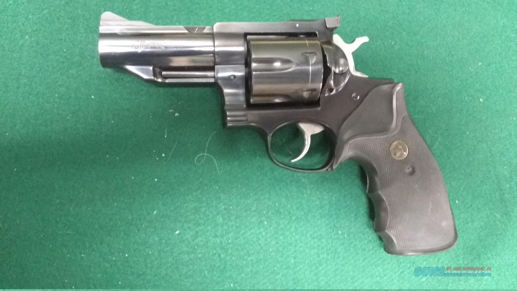 """Magnaport Custom Ruger Redhawk  - .44 Mag - 3.5"""" Barrel  Guns > Pistols > Ruger Double Action Revolver > Redhawk Type"""