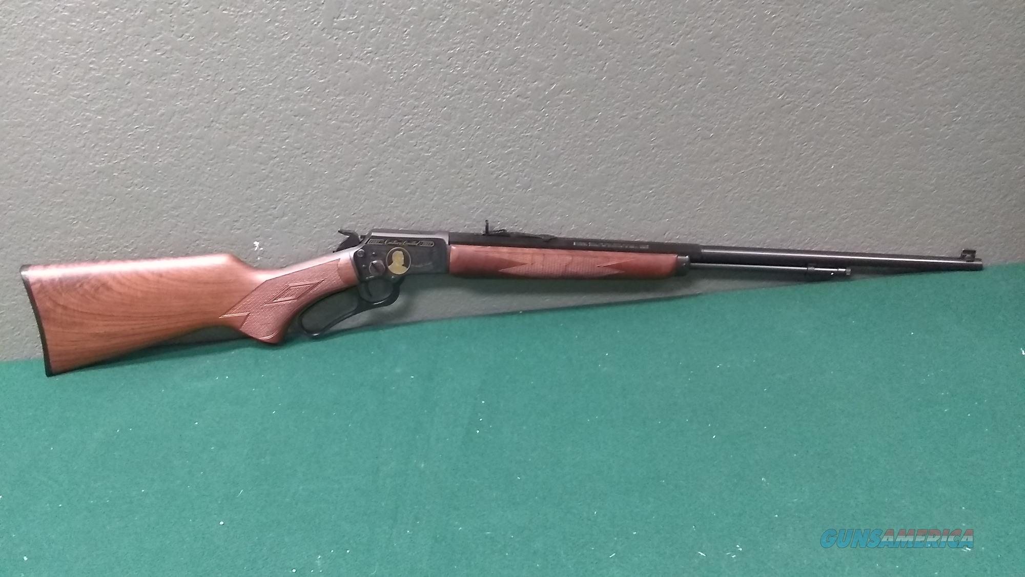 "Marlin 1897CL Rifle  - .22LR - 24"" Barrel - Marlin Century Limited Gun   Guns > Rifles > Marlin Rifles > Modern > Lever Action"