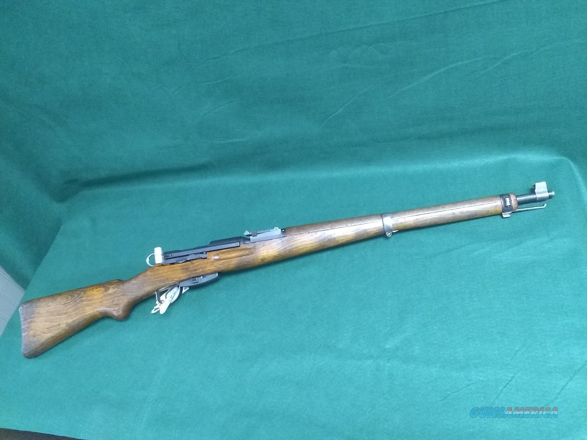 Schmidt-Rubin K31 7.5X55MM   Guns > Rifles > S Misc Rifles