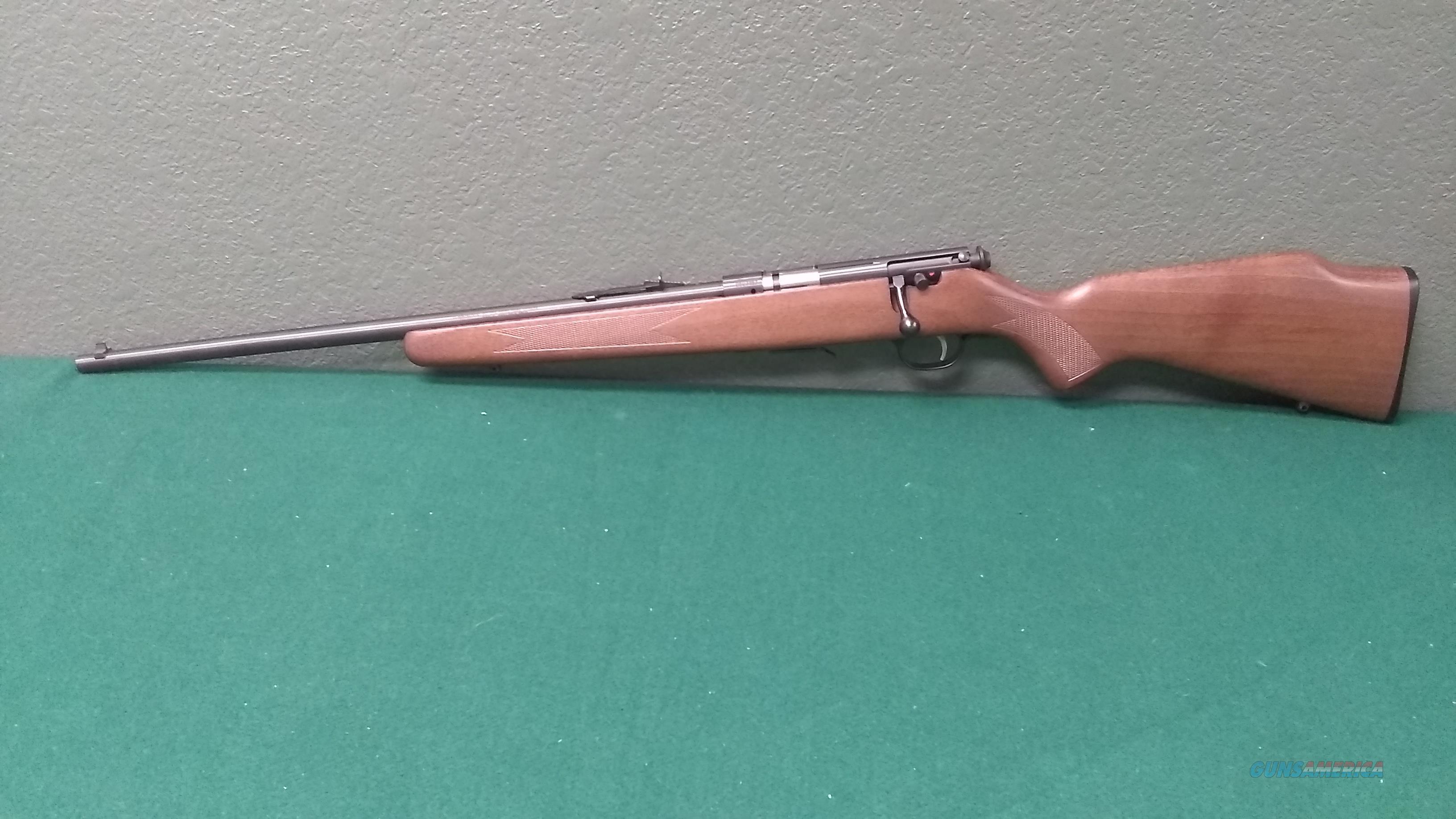 "Savage 93 - 22WMR - Left Handed - 20"" Barrel - Excellent condition  Guns > Rifles > Savage Rifles > Rimfire"
