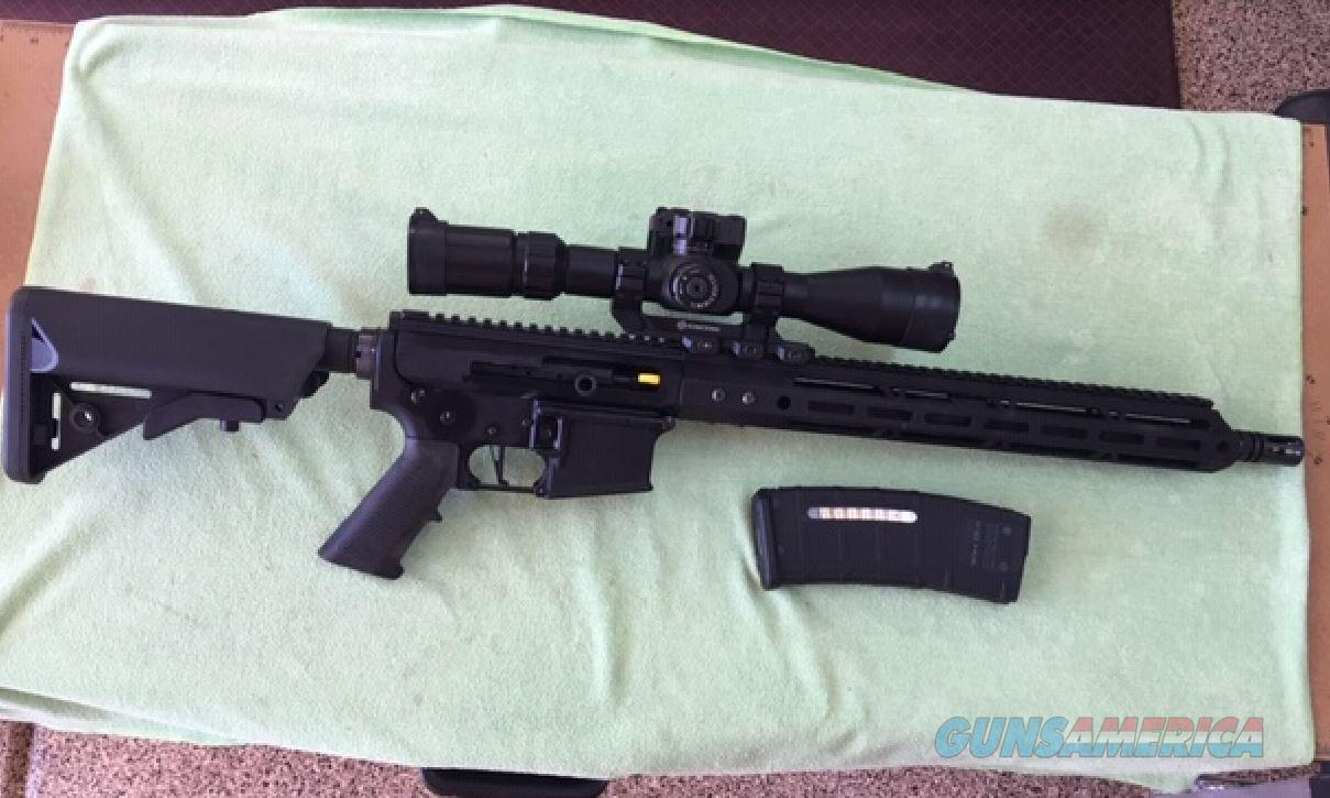 BCA Side charging inhanced AR Carbine  Guns > Rifles > AR-15 Rifles - Small Manufacturers > Complete Rifle