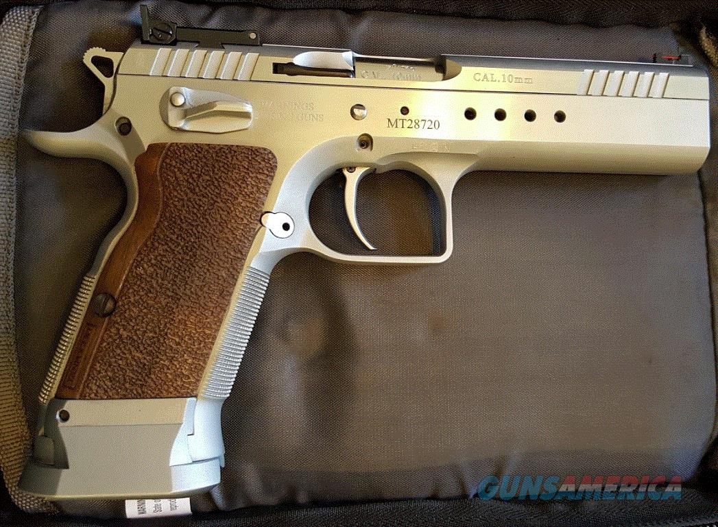 "EAA Witness Elite Limited 15+1, 10mm, 4.75""  Guns > Pistols > EAA Pistols > Other"