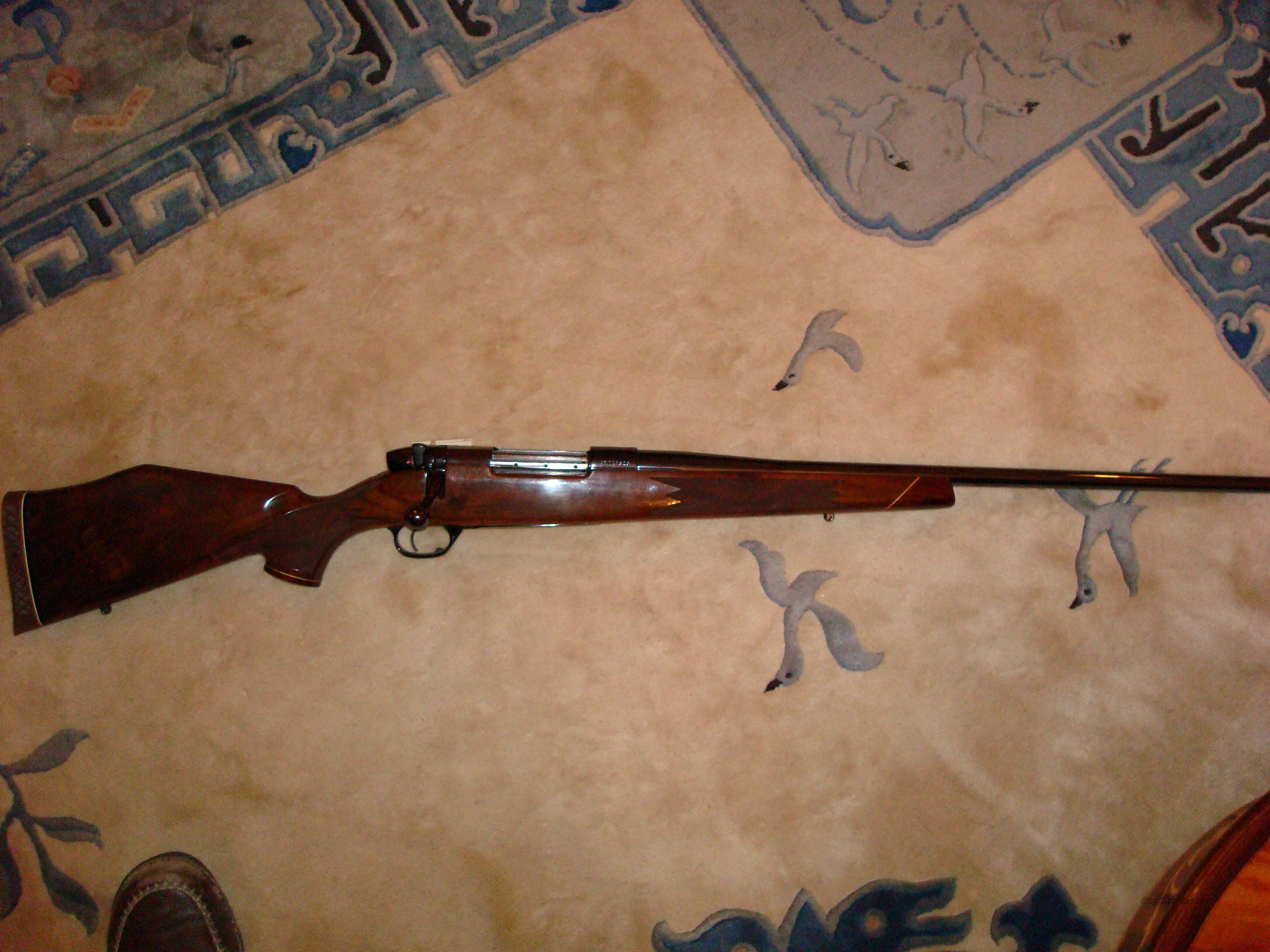 Weatherby MK V Deluxe .270 Weatherby Magnum  Guns > Rifles > Weatherby Rifles > Sporting