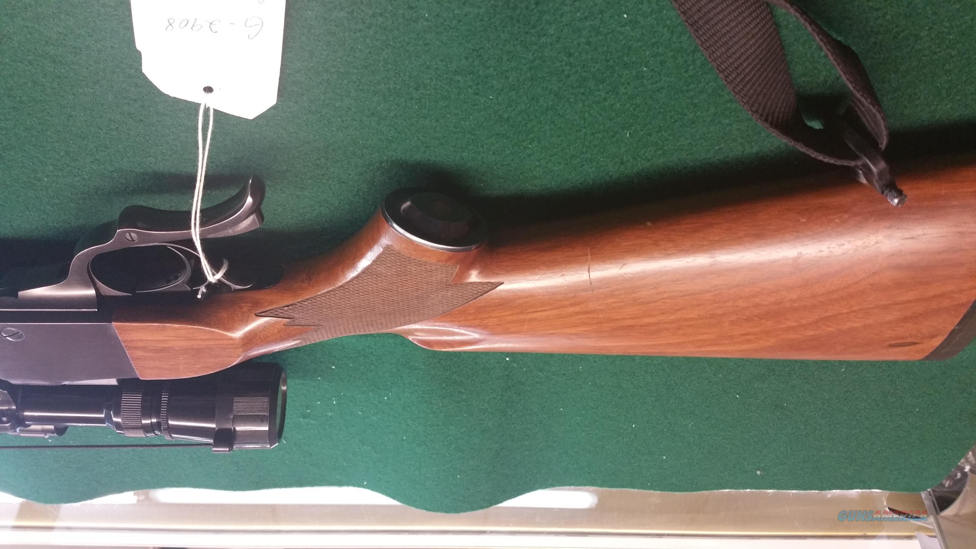 Ruger Mark 1  Guns > Rifles > Ruger Rifles > Lever Action
