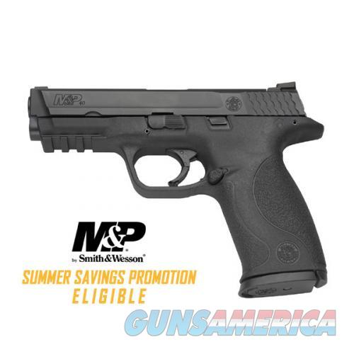 Smith & Wesson M&P40  Guns > Pistols > Smith & Wesson Pistols - Autos > Polymer Frame