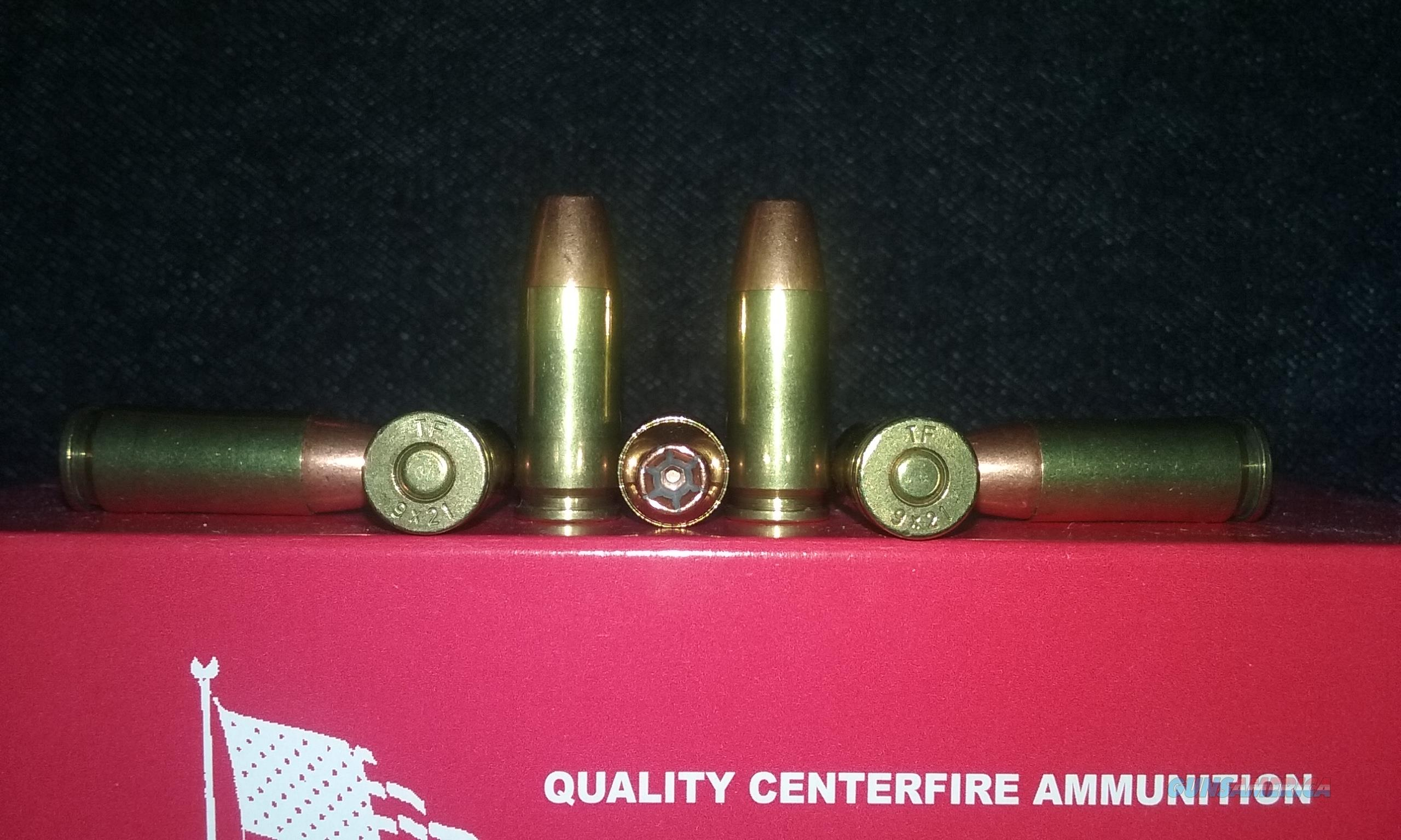 9X21 Ammo.  Non-Guns > Ammunition
