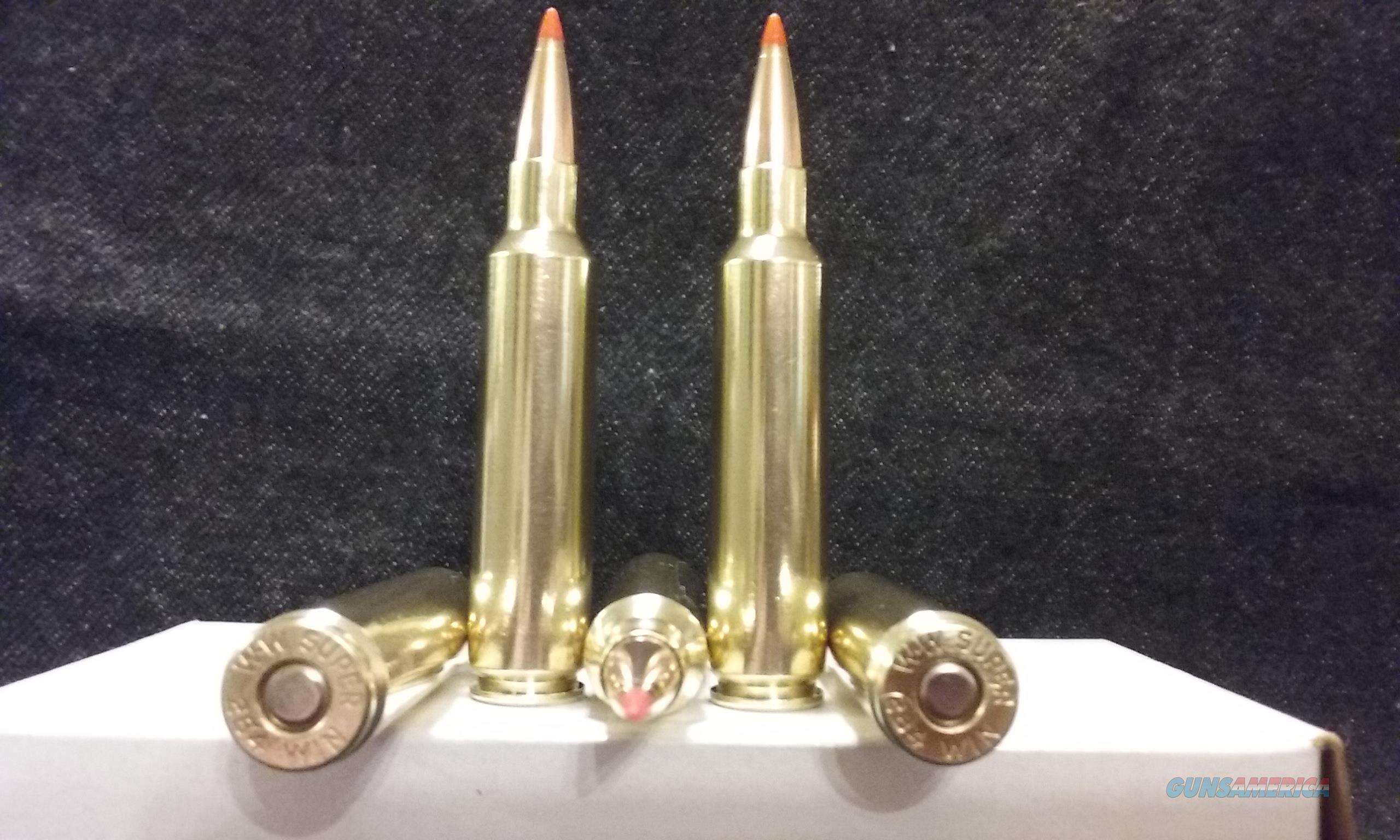 284 Winchester Ammo.  Non-Guns > Reloading > Components > Brass