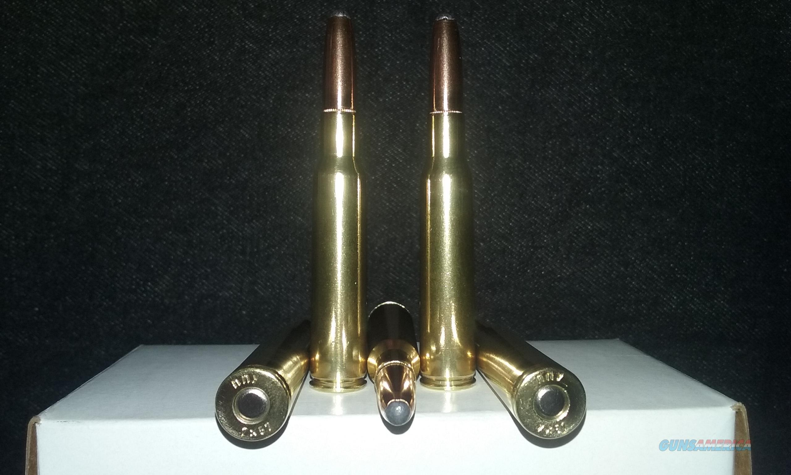 7X57 Mauser / 275 Rigby Ammo. (7mm Mauser)  Non-Guns > Ammunition