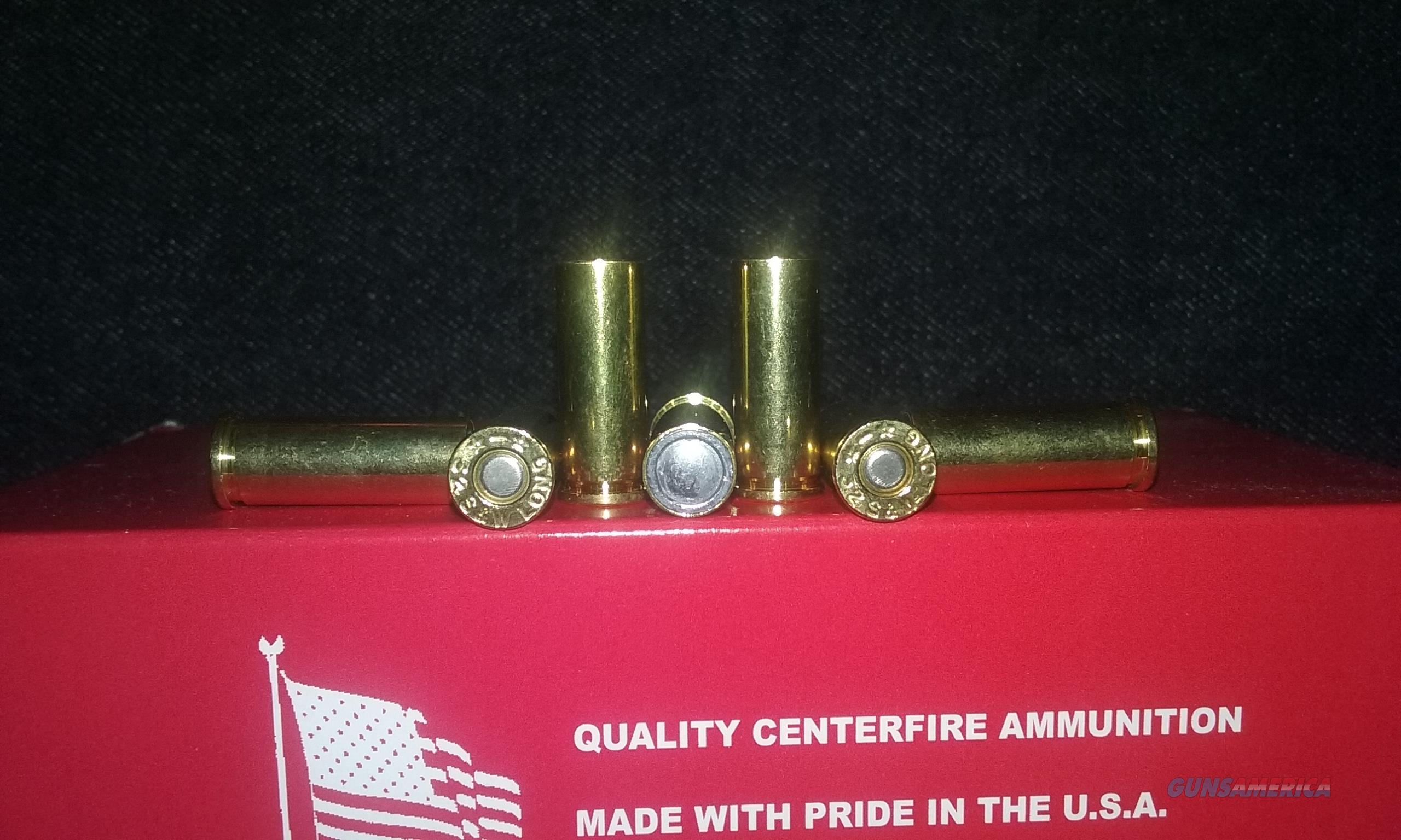 32 S&W Long / 32 New Colt Police Ammo.  Non-Guns > Ammunition