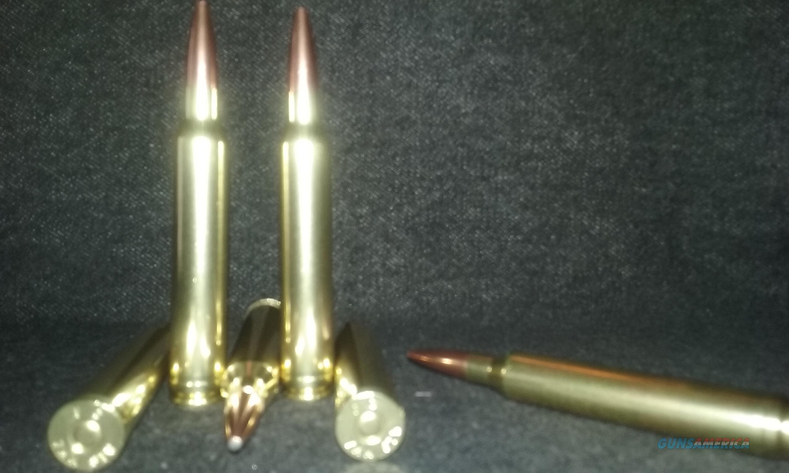 7mm STW Ammo. (7mm Shooting Times Westerner)  Non-Guns > Reloading > Components > Brass