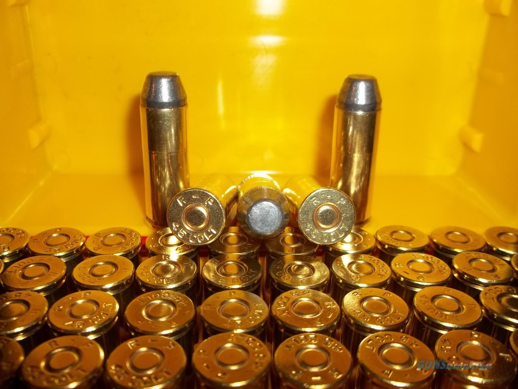 45 Colt Ammo.  Non-Guns > Ammunition