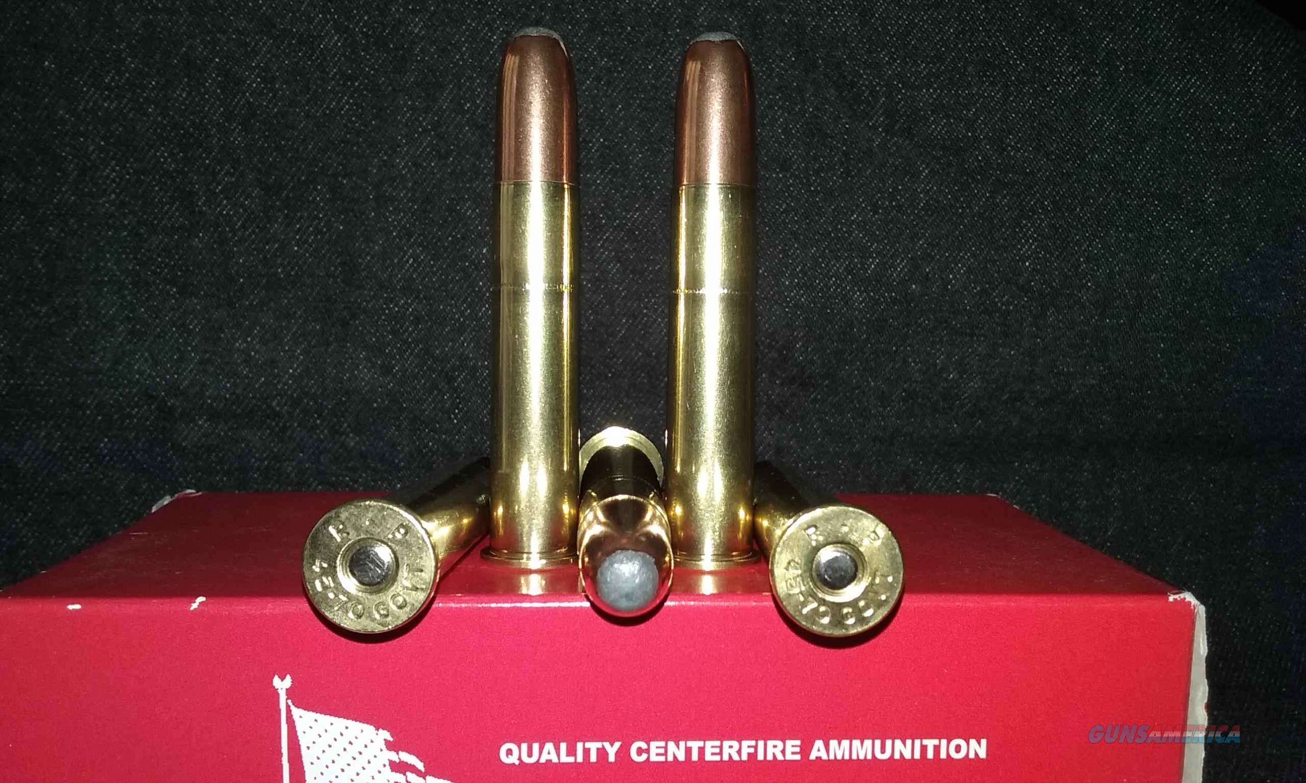 45-70 Government Ammo.  Non-Guns > Ammunition