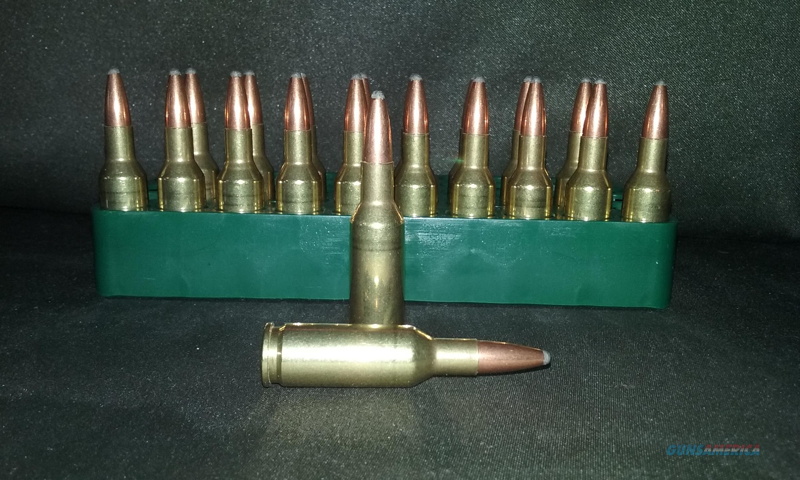 6mm Bench Rest Remington Ammo. (6mm BR Rem.)  Non-Guns > Ammunition
