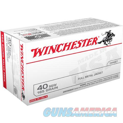 40 S&W Ammo. (40 Smith & Wesson)  Non-Guns > Ammunition