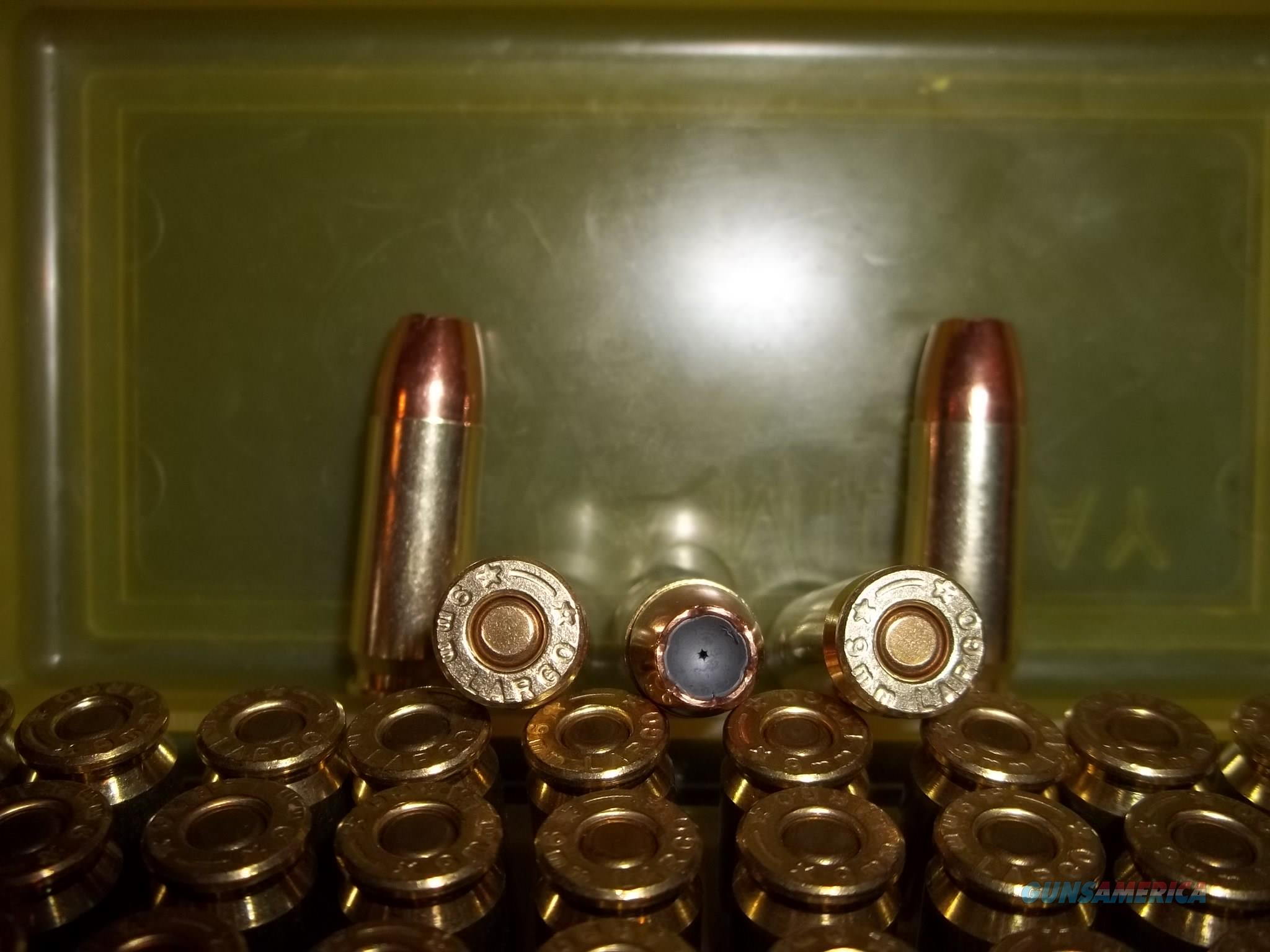 9mm Largo Ammo. (9X23mm LARGO)  Non-Guns > Ammunition
