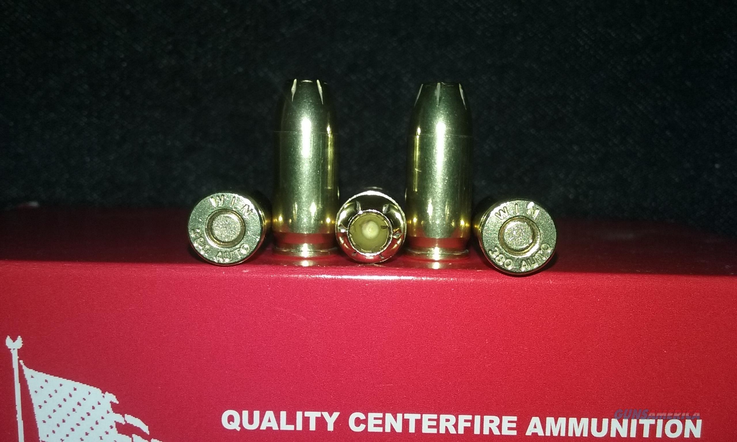 380 Auto Ammo. (380 ACP, 9mm Kurz, 9mm Corto, 9X17 Browning Short)  Non-Guns > Ammunition