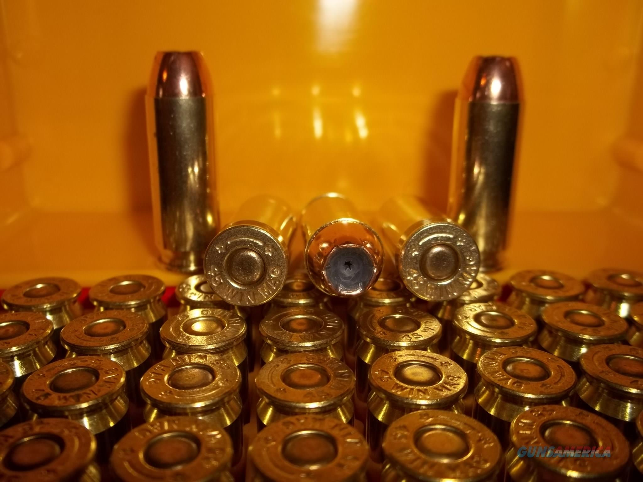 45 Winchester Magnum Ammo.  (45 Win. Mag.)  Non-Guns > Ammunition