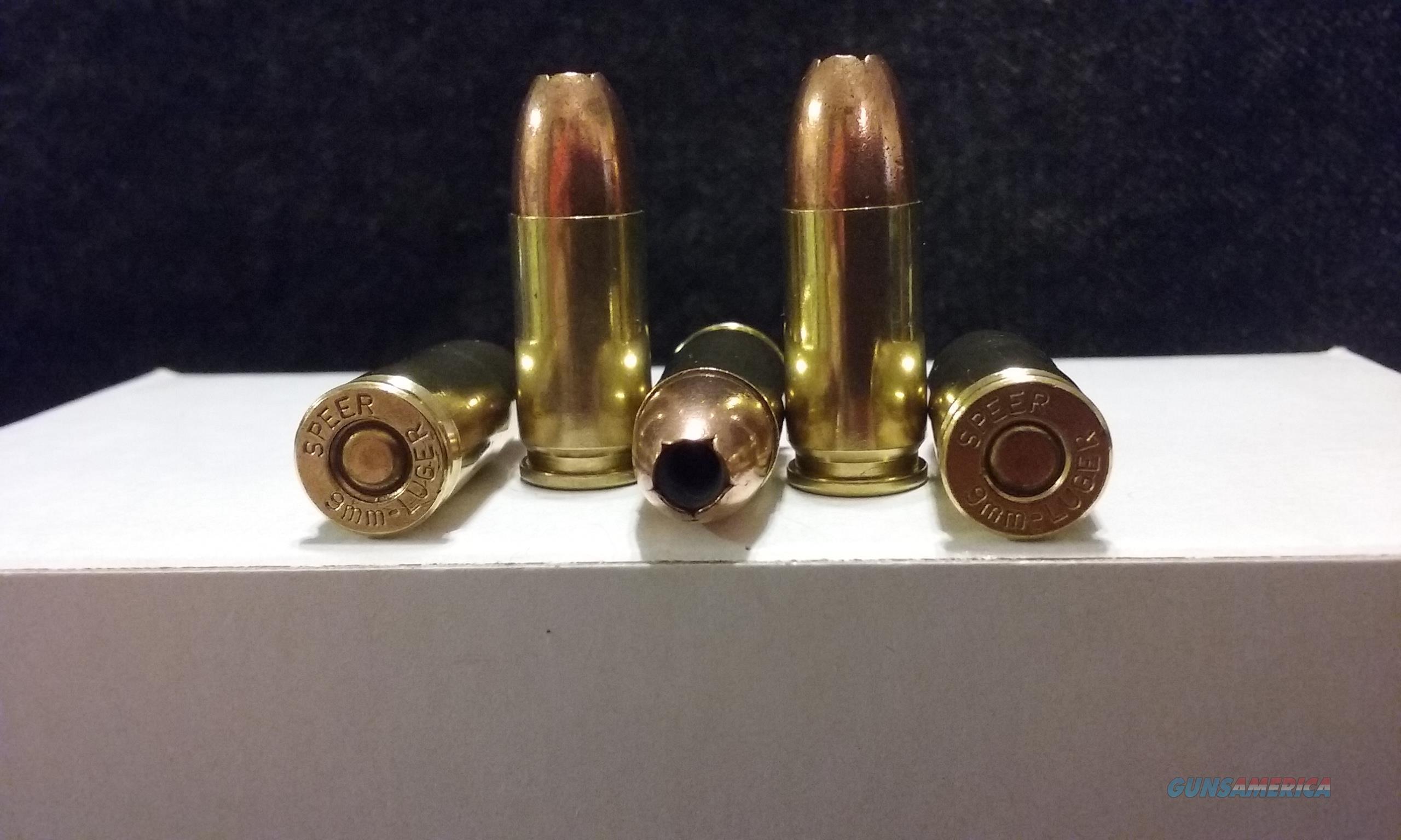 9mm Luger Ammo. (9X19 Parabellum)  Non-Guns > Ammunition