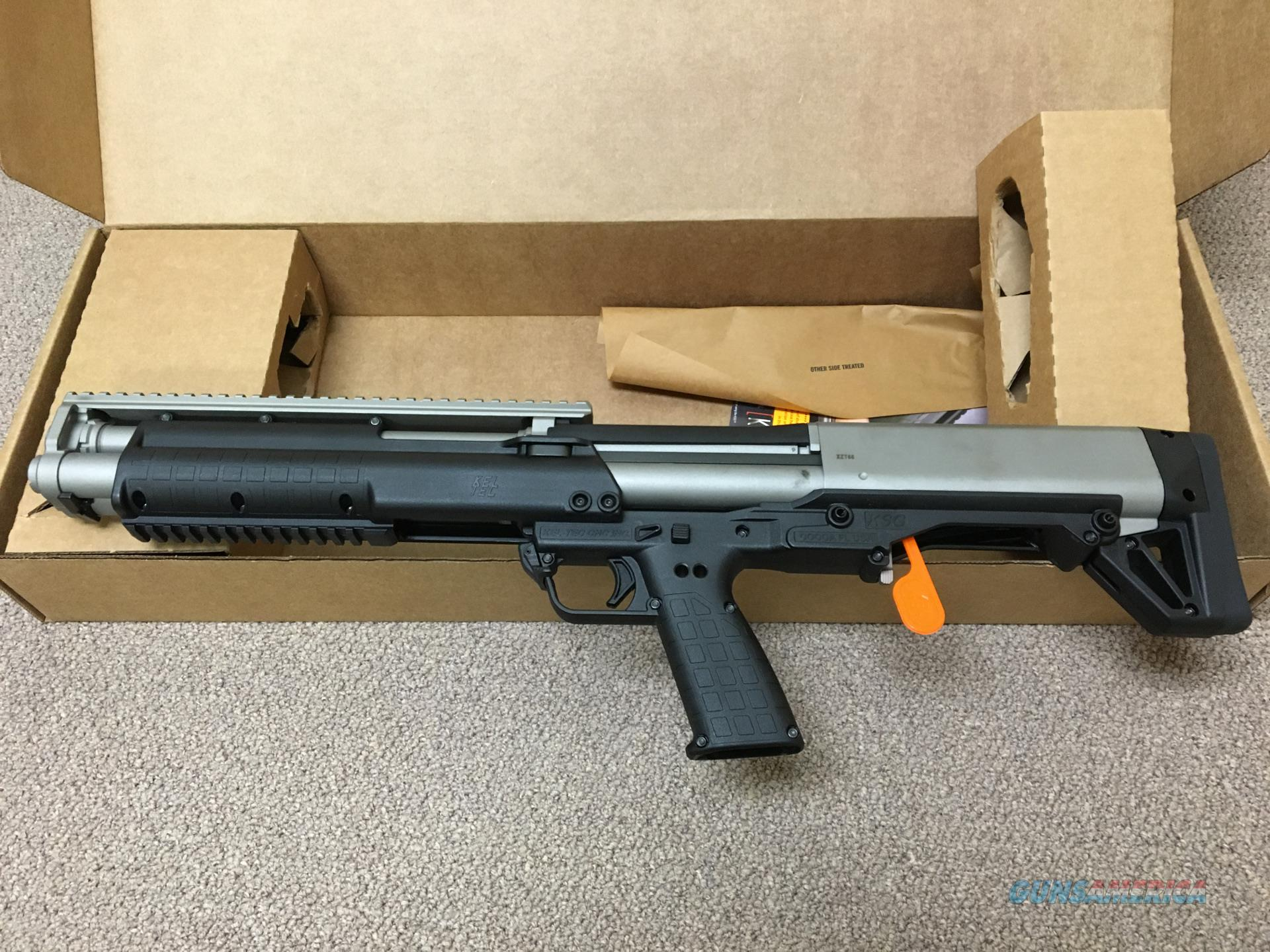 kel tec ksg titanium edition 12 gauge 14 1 for sale. Black Bedroom Furniture Sets. Home Design Ideas