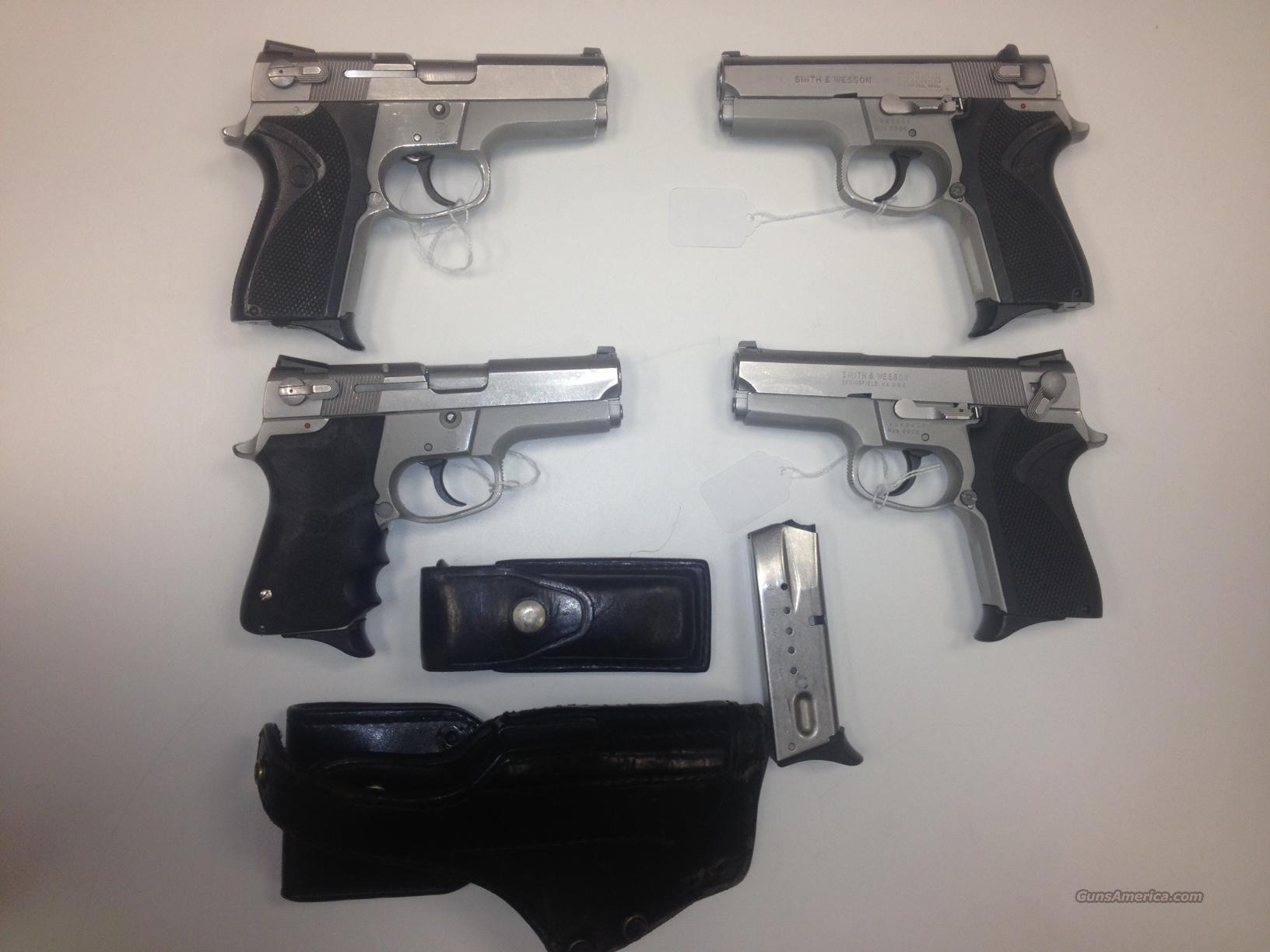 S&W 6906  Guns > Pistols > Smith & Wesson Pistols - Autos > Alloy Frame