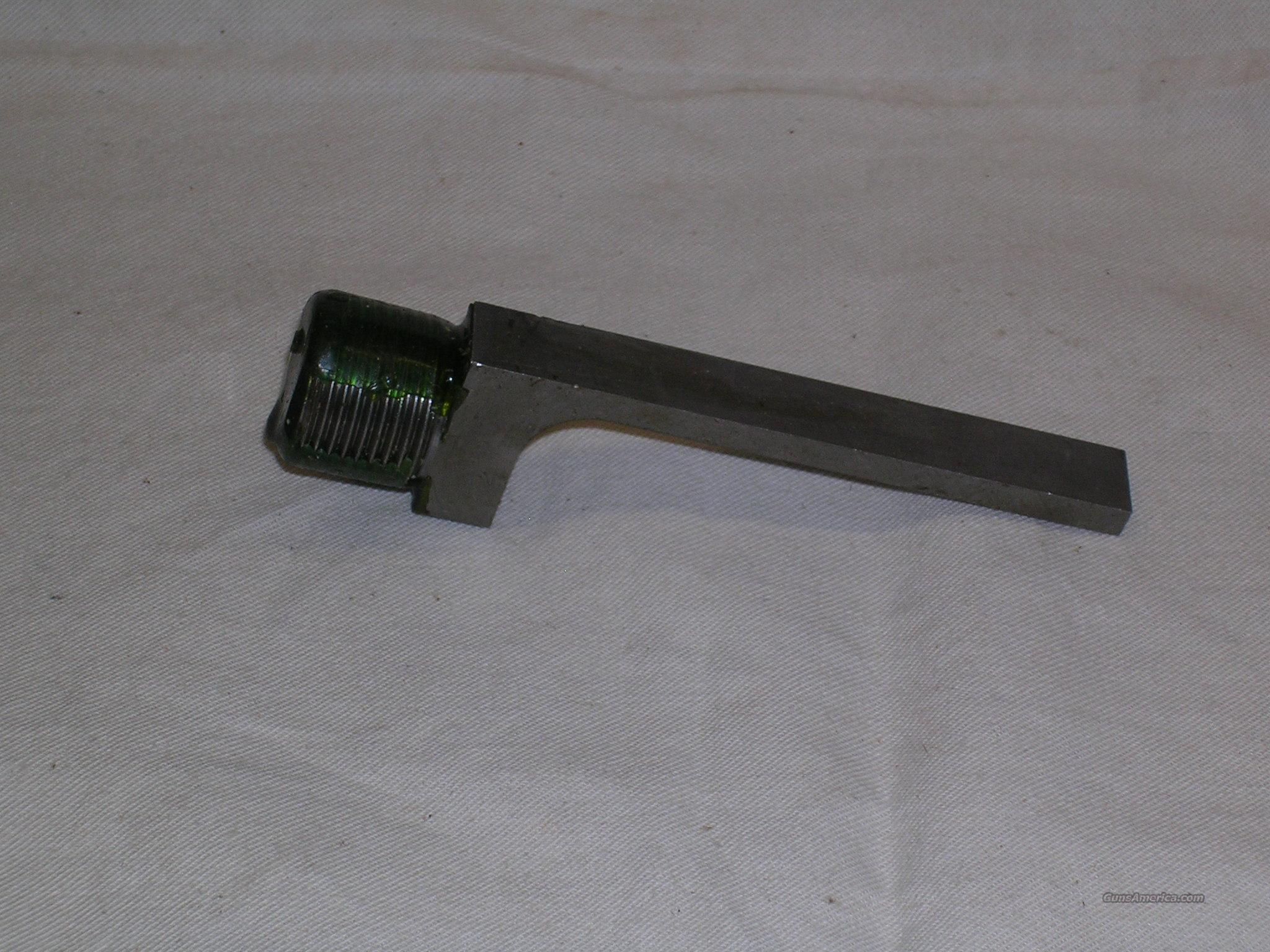 Flint Type Breech Plug  Non-Guns > Black Powder Muzzleloading