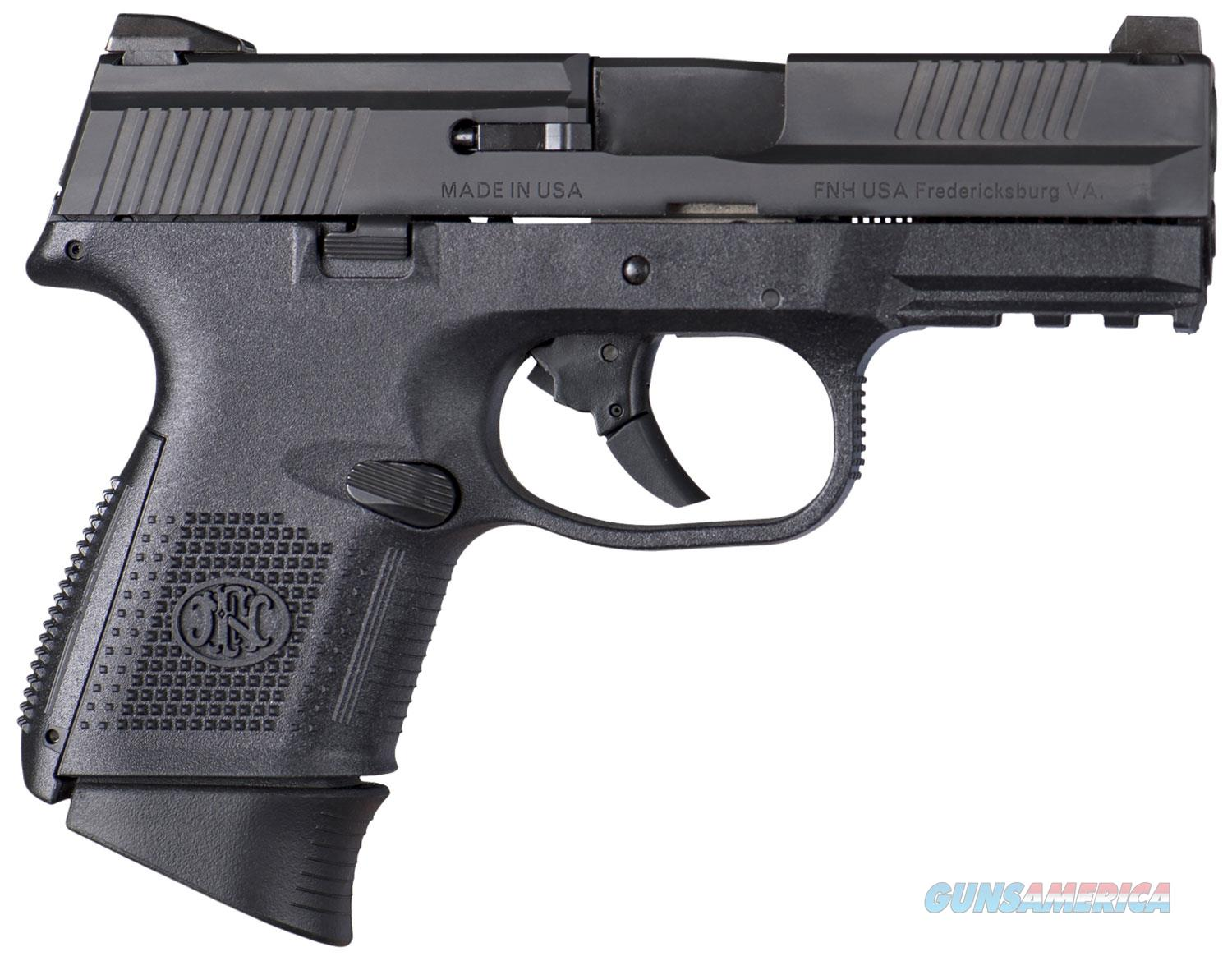 FNS-9c Compact 9mm BK 12+1 and 17+1 Magazines   Guns > Pistols > FNH - Fabrique Nationale (FN) Pistols > FNS
