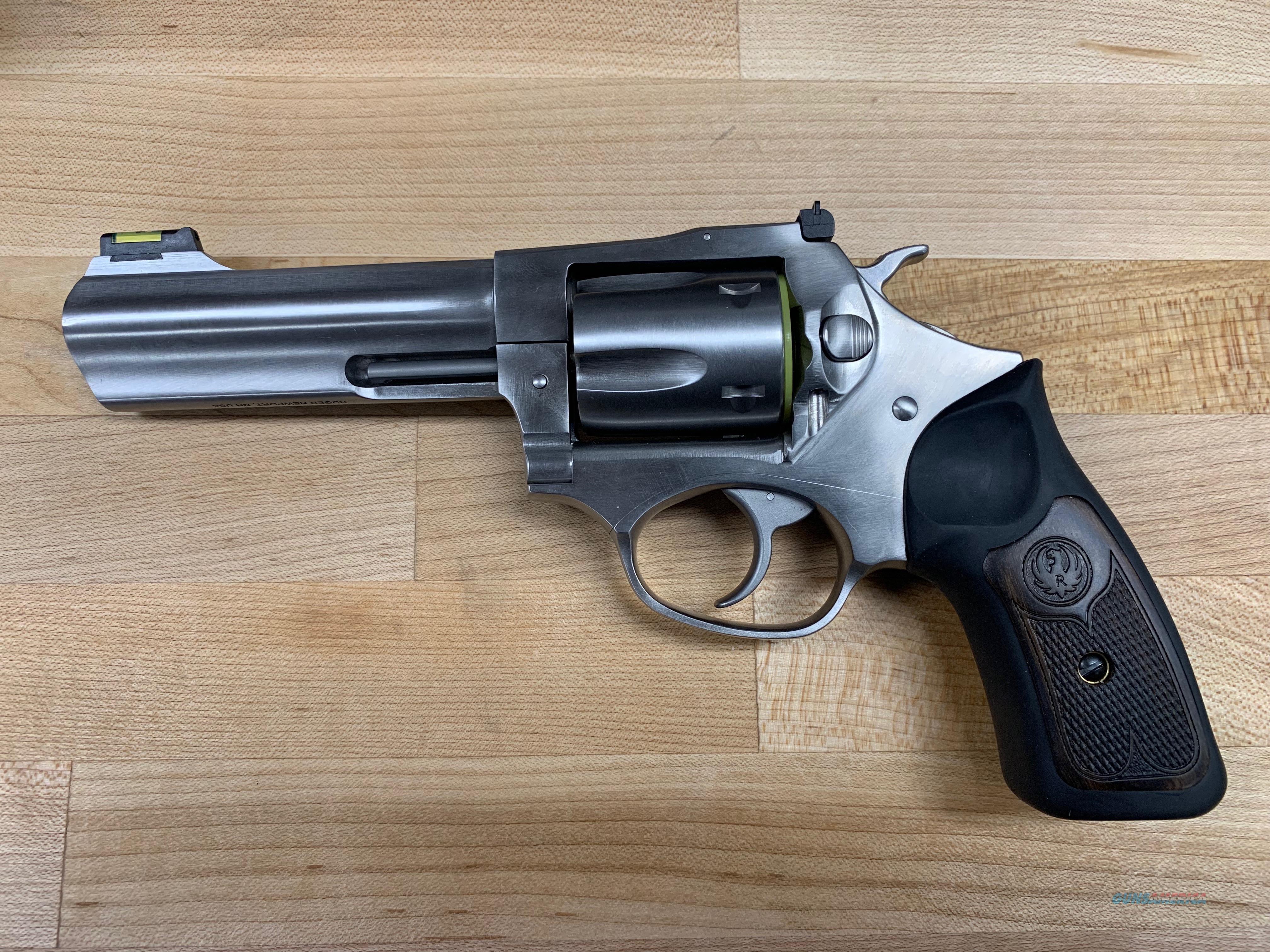 Ruger 5771 SP101 Standard Single/Double 357 Magnum  Guns > Pistols > Ruger Double Action Revolver > SP101 Type