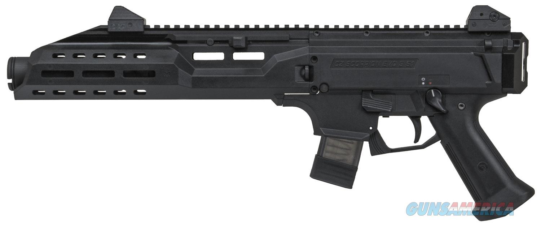 CZ Scorpion EVO 3 S1 Pistol w/ Flash Can  Guns > Pistols > CZ Pistols